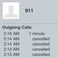 911 Call Log (thumbnail)