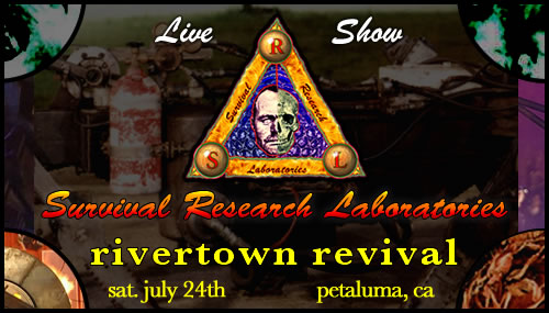 SRL Live at Riverton Revival, Petaluma, CA